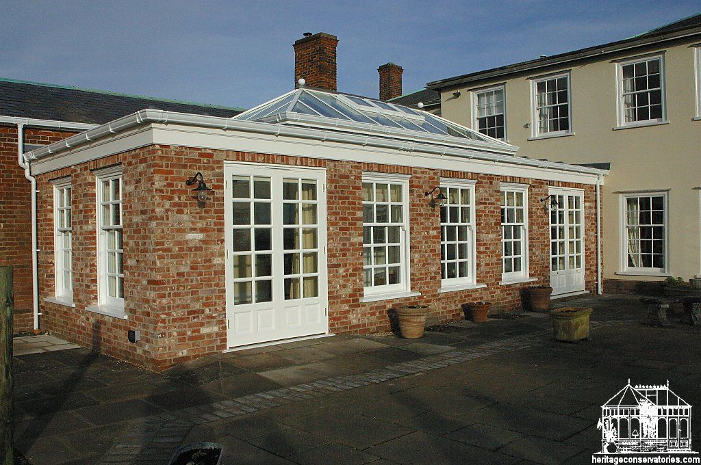 After the orangery